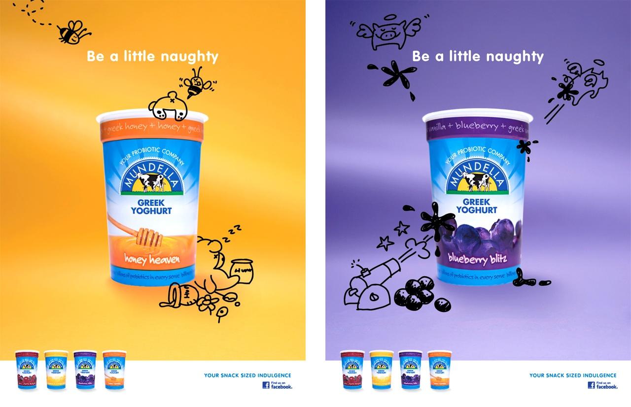 Naughty Posters - Honey Heaven & Blueberry Blitz