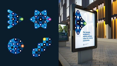 Brand Identity Design for the Department of Treasury