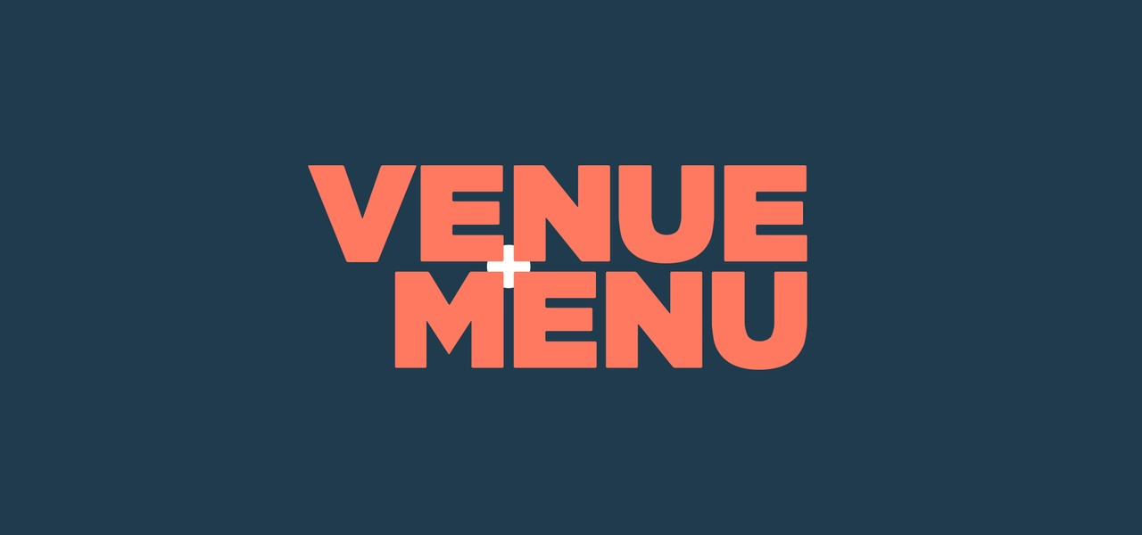 Venue Menu Logo