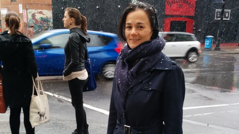 Elena attends Pycon Montreal 2014