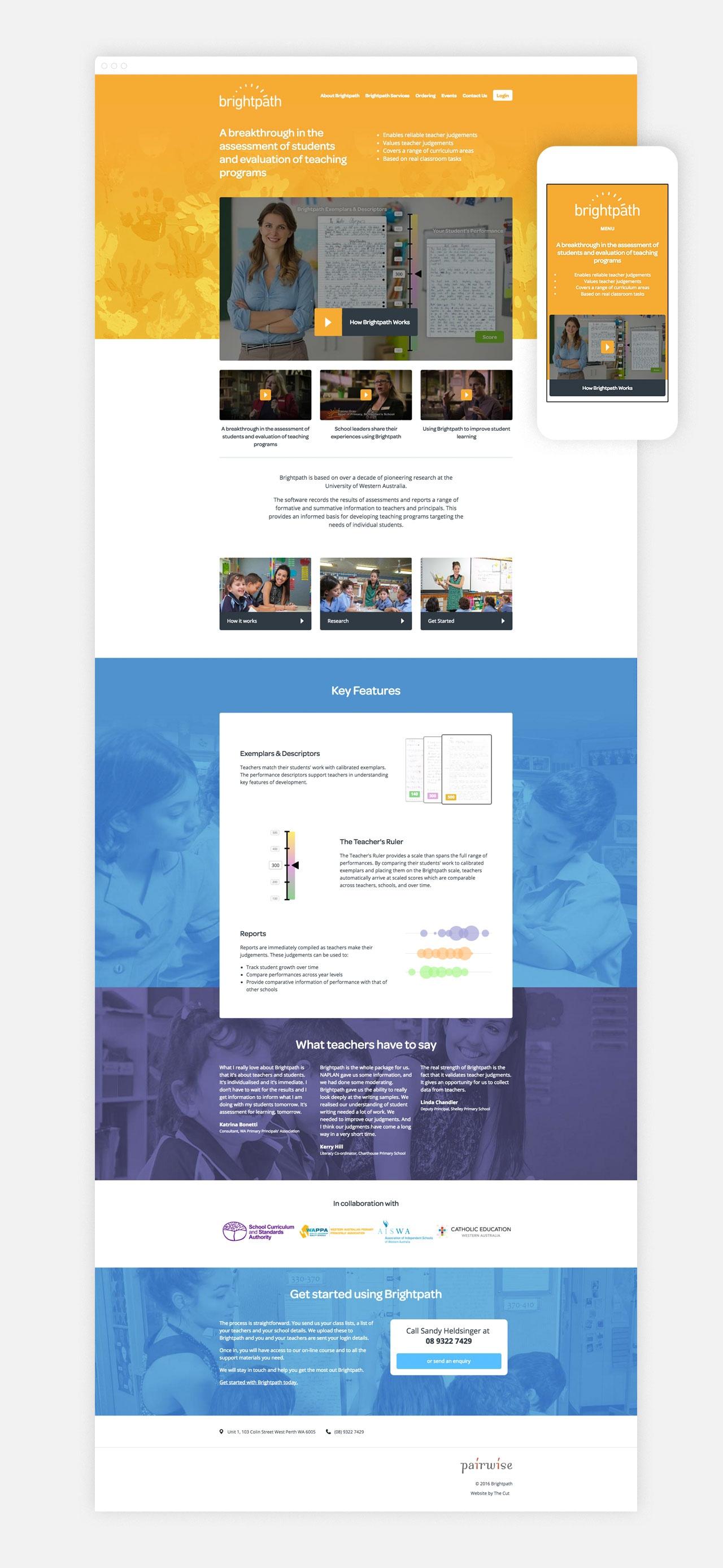 The Brightpath Homepage