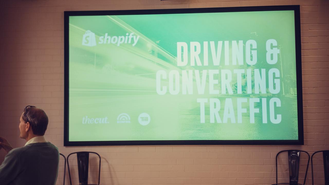 Shopify MeetUp V2 May 2018