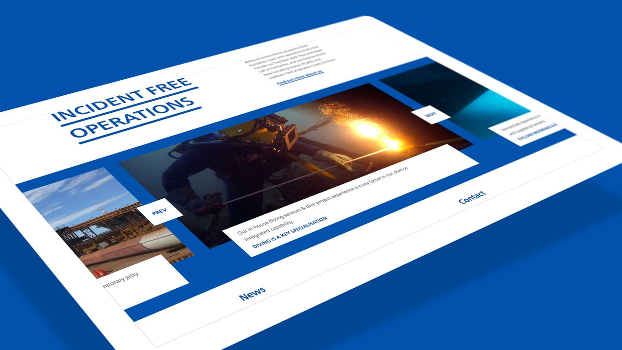 Website - Home Page