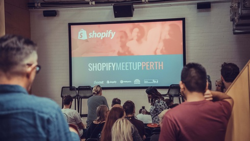 Shopify Meetup Perth